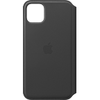 Apple Leder Folio Case iPhone 11 Pro Max- Schwarz 99929820 kategorie