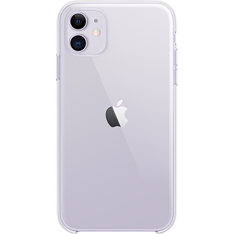Apple Clear Case iPhone 11 - Transparent 99929824 hero