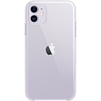 Apple Clear Case iPhone 11 - Transparent 99929824 kategorie