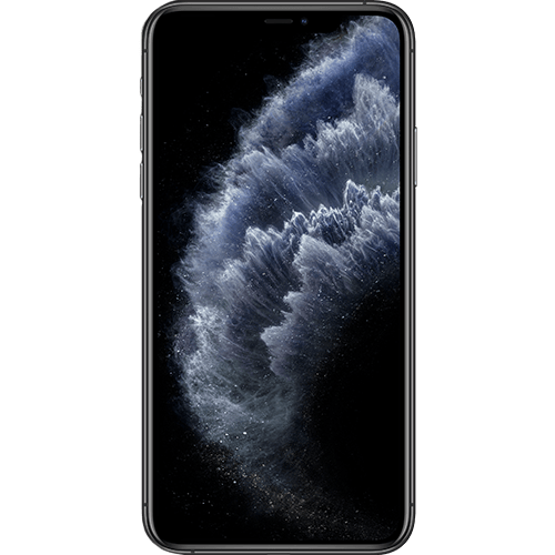 Apple iPhone 11 Pro Space Grau Vorne