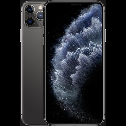 Apple iPhone 11 Pro Space Grau Vorne und Hinten