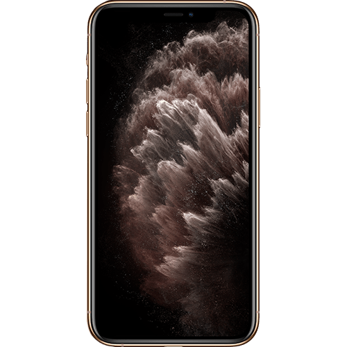 Apple iPhone 11 Pro Gold Vorne