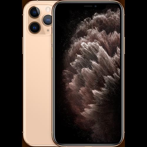 Apple iPhone 11 Pro Gold Vorne und Hinten