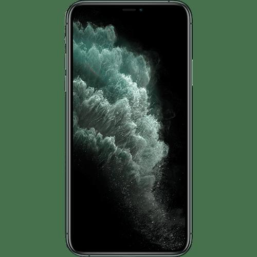 Apple iPhone 11 Pro Nachtgrün Vorne