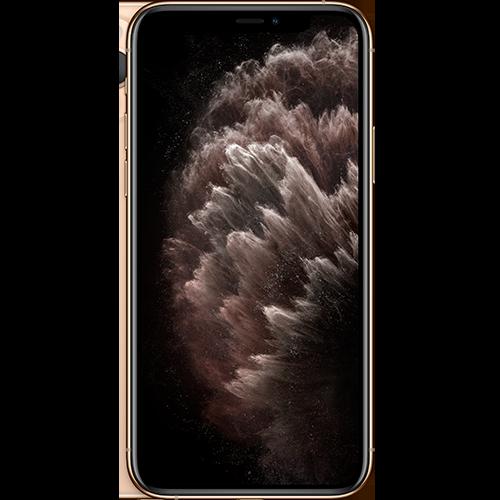 Apple iPhone 11 Pro Max Gold Vorne und Hinten