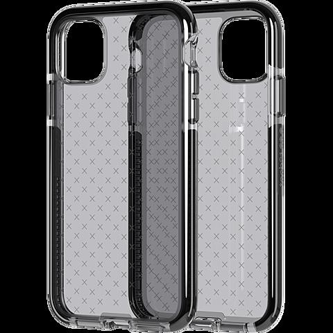 Tech21 EVO Check Hülle Apple iPhone 11 Pro Max - Transparent 99929908 vorne