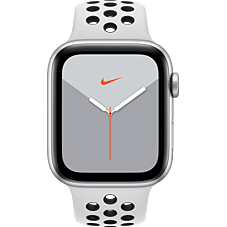 Apple Watch Nike Series 5 Aluminium Silber Katalog