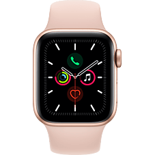 Apple Watch Series 5 Aluminium Gold Katalog