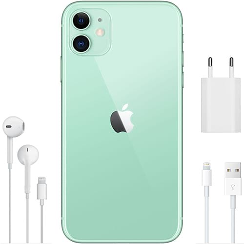Apple iPhone 11 Grün Lieferumfang