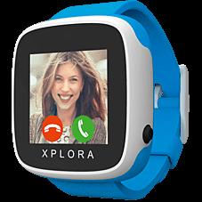 XPLORA GO Kids Blau Katalog