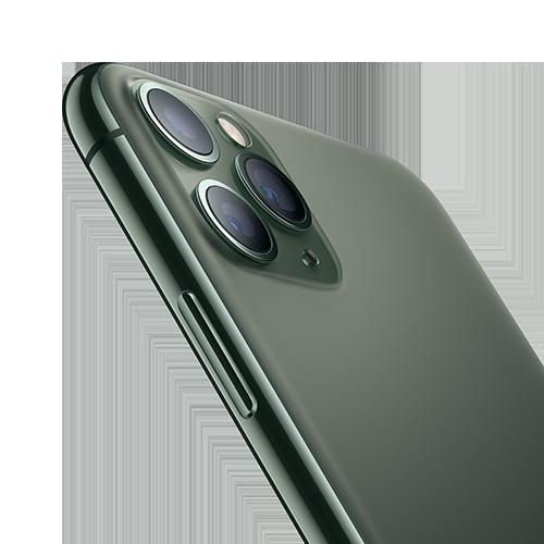 Apple iPhone 11 Pro Nachtgrün Kamera