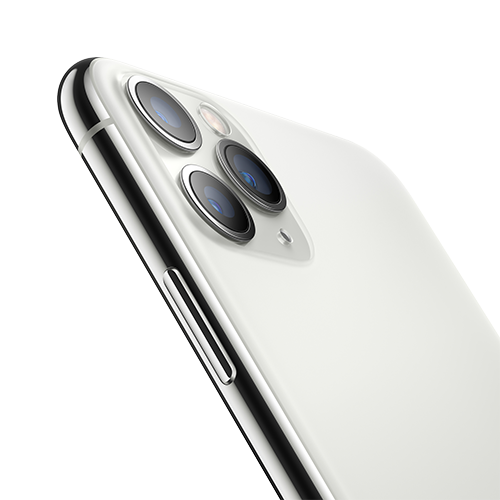 Apple iPhone 11 Pro Silber Kamera