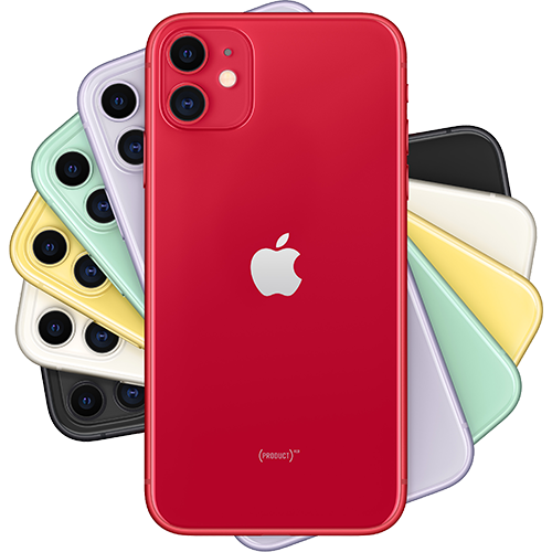 Apple iPhone 11 (PRODUCT)RED Fächer