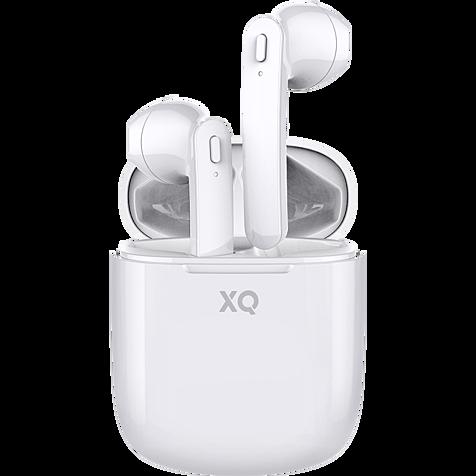 xqisit True Wireless Pro Bluetooth-Kopfhörer - Weiß 99929855 hero