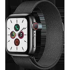 Apple Watch Series 5 Edelstahl
