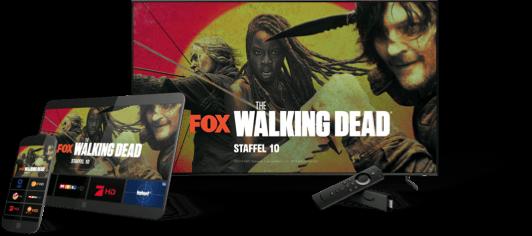 MagentaTV Streamen Walking Dead