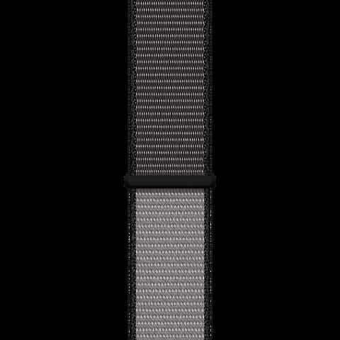 Apple Watch Armband Sport Loop - Eisengrau 99929918 hinten