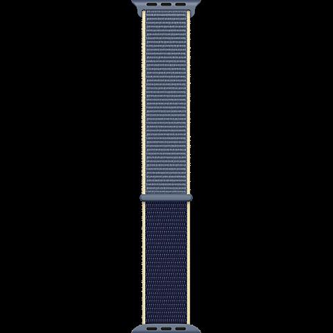 Apple Watch Armband Sport Loop  - Alaska Blau 99929917 vorne
