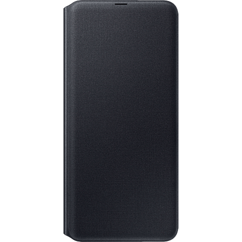 Samsung Wallet Cover Galaxy A90 5G - Schwarz 99929871 vorne
