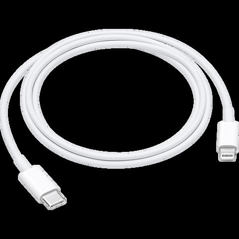 Apple Lightning auf USB-C Kabel (1m) 99929830 vorne