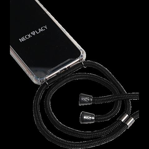 Necklacy Case Samsung Galaxy A40 - Schwarz 99930039 vorne