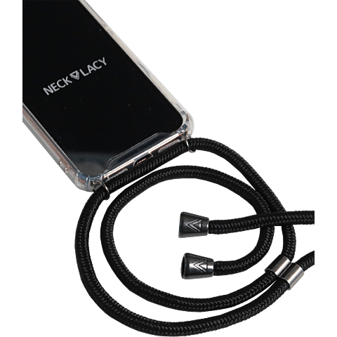 Necklacy Case Samsung Galaxy A50 - Schwarz 99930042 vorne
