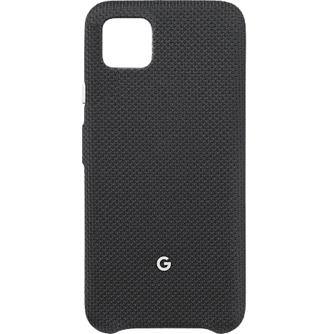 Google Stoff-Case Pixel 4 XL - Just Black 99930001 hero