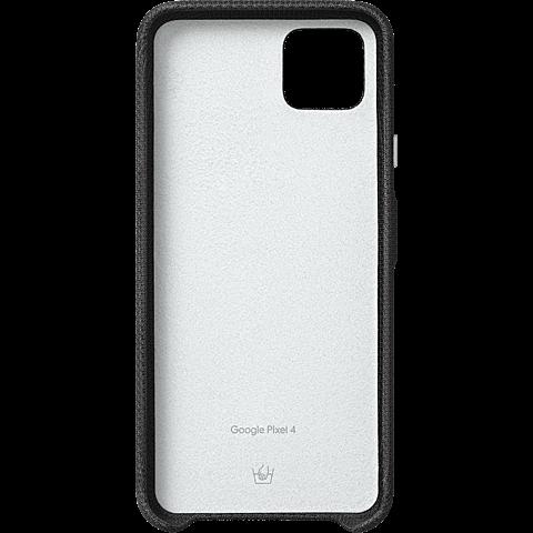 Google Stoff-Case Pixel 4 XL - Just Black 99930001 hinten