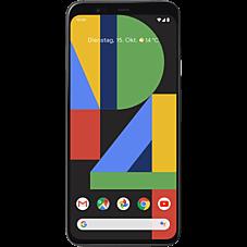 Google Pixel 4 Just Black Katalog
