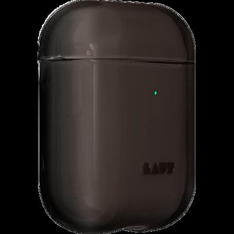 LAUT Crystal-X Case Apple AirPods Ladecase- Schwarz 99929957 seitlich