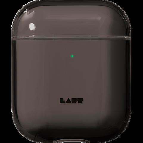 LAUT Crystal-X Case Apple AirPods Ladecase- Schwarz 99929957 vorne