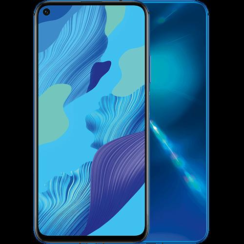 HUAWEI nova 5T Crush Blue Vorne und Hinten