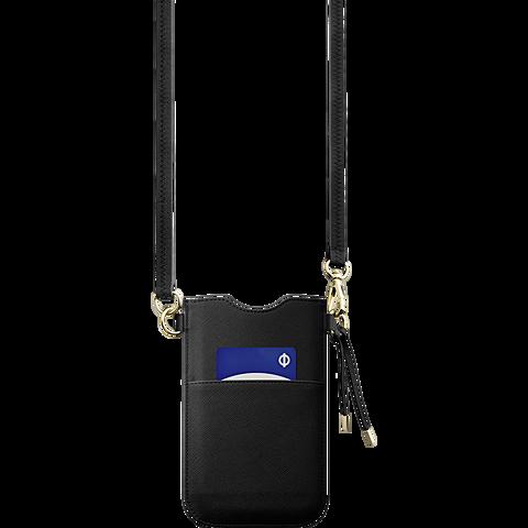 LAUT Prestige Necklace Sleeve - Schwarz 99929954 hinten