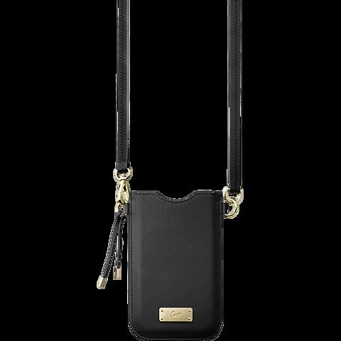 LAUT Prestige Necklace Sleeve - Schwarz 99929954 vorne