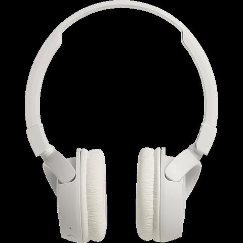 JBL TUNE 450 On-Ear Bluetooth-Kopfhörer - Weiß 99930079 hinten