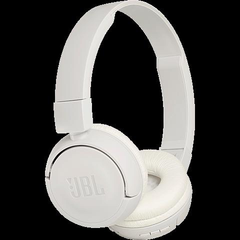 JBL TUNE 450 On-Ear Bluetooth-Kopfhörer - Weiß 99930079 vorne