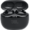 JBL TUNE 120 In-Ear Bluetooth-Kopfhörer - Schwarz 99930080 hinten thumb