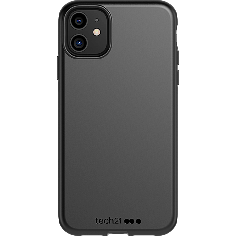 Tech21 Studio Colour Hülle Apple iPhone 11 - Schwarz 99930052 hero