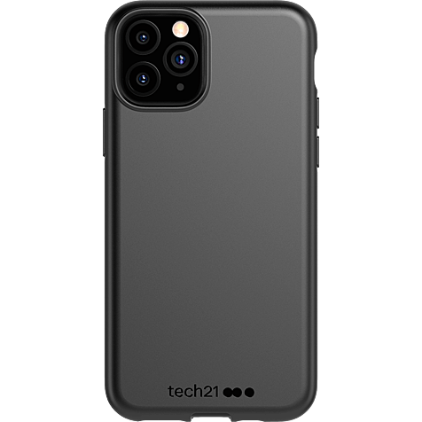 Tech21 Studio Colour Hülle Apple iPhone 11 Pro - Schwarz 99930054 hero