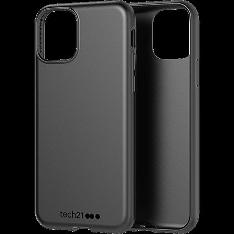 Tech21 Studio Colour Hülle Apple iPhone 11 Pro - Schwarz 99930054 hinten