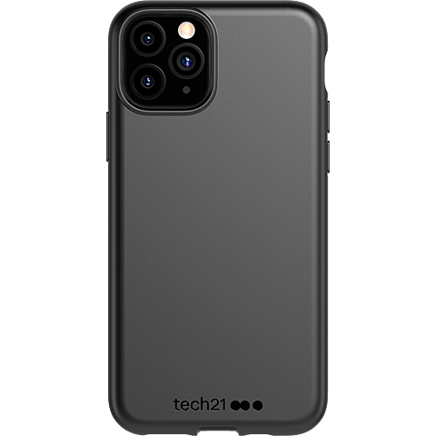 Tech21 Studio Colour Hülle Apple iPhone 11 Pro - Schwarz 99930054 vorne