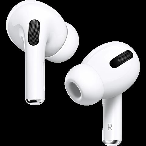 Apple AirPods Pro - Weiß 99930111 seitlich
