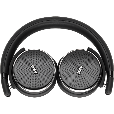 AKG N60NC Wireless Over-Ear Bluetooth-Kopfhörer 99930132 seitlich
