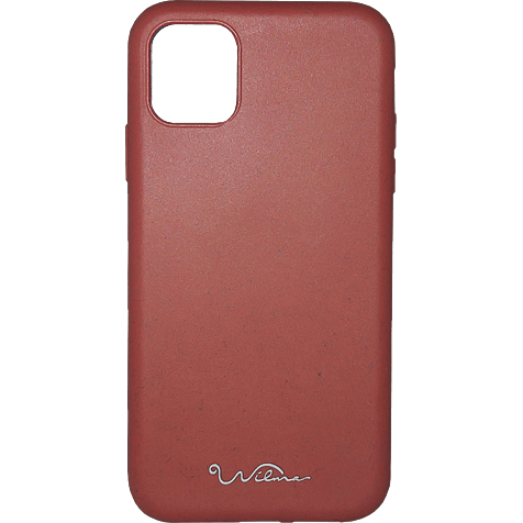 Wilma Eco Case Apple iPhone 11 - Rot 99930073 hero