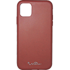 Wilma Eco Case Apple iPhone 11 - Rot 99930073 kategorie