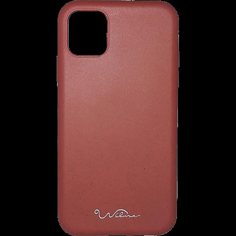 Wilma Eco Case Apple iPhone 11 - Rot 99930073 vorne