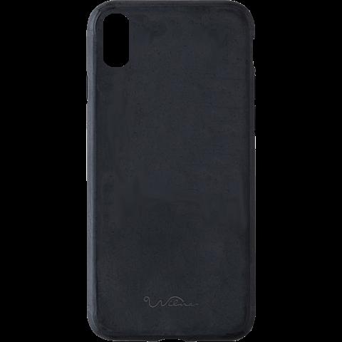 Wilma Eco Case Apple iPhone XR - Schwarz 99930072 vorne