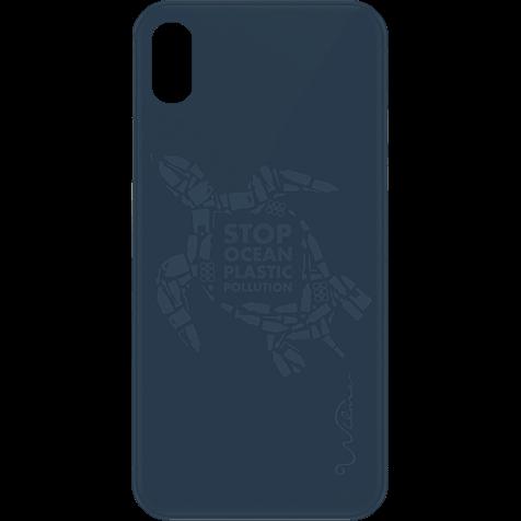Wilma Stop Plastic Matt Apple iPhone XR - Turtle Blau 99930070 hero