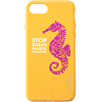 Wilma Stop Plastic Matt Apple iPhone 7-8 - Seahorse Gelb 99930066 kategorie