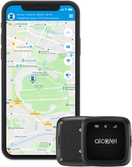 GPS-Tracking in Echtzeit